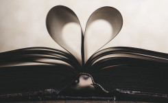 Boek en hart