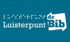 logo Luisterpuntbibliotheek