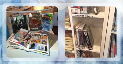 Graphic novels voor de jeugd? Natuurlijk hebben we die!